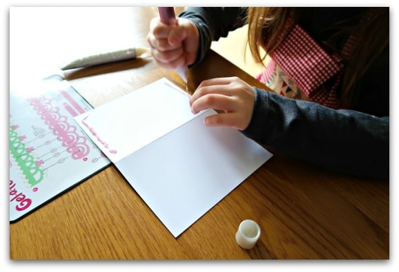 Making Mother's Day Cards with Gel-a-Peel