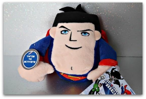 DC Super Friends Slingable Fun Sounds Super Friends Superman