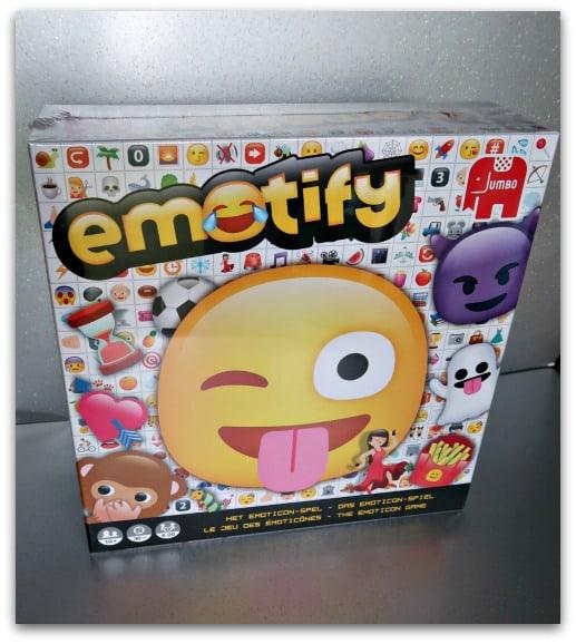 Emotify by Jumbo