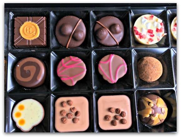 Hotel Chocolat Father's Day Chocolates