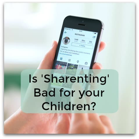 Is 'Sharenting' Bad for your Children