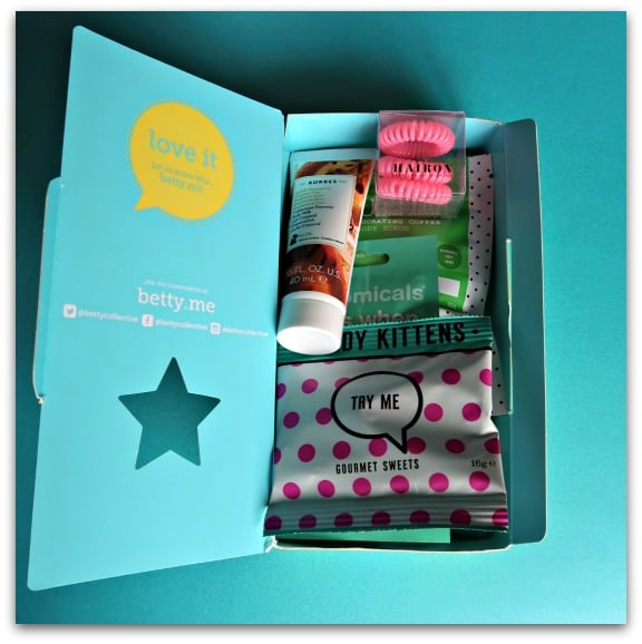 Betty Box A monthly pick me up