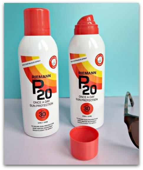 Riemann P20 Sun Protection