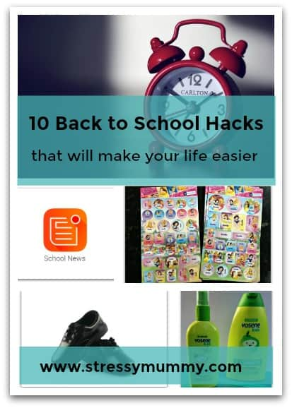 10 Back to School Hacks That Will Make Life Easier