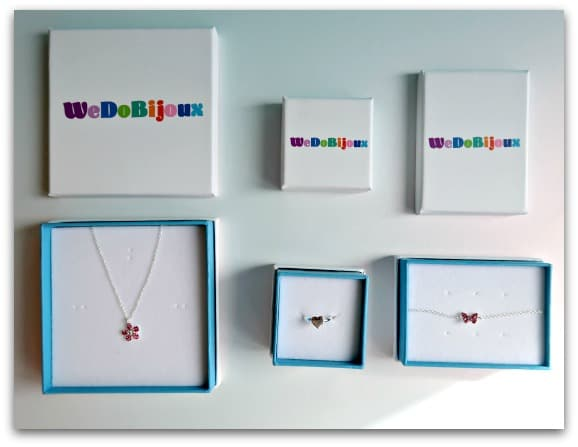 Jewellery for Children from We Do Bijoux
