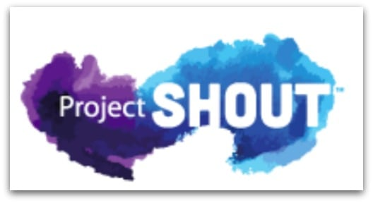 Project Shout Logo