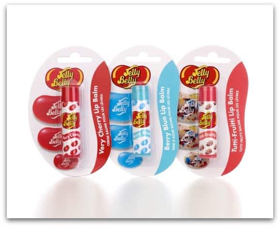 Jelly Belly Lip Balms