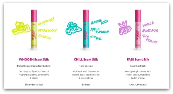 Scent Stiks from Scent Republik