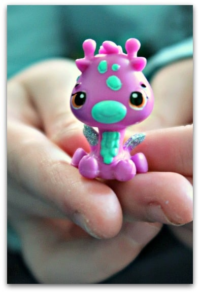 One of our first Hatchimals CollEGGtibles Season 2
