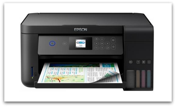 The Epson EcoTank ET-2750 printer