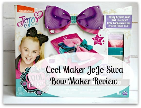 Cool Maker JoJo Siwa Bow Maker Review