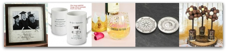 Graduation Gift Ideas from Find Me A Gift