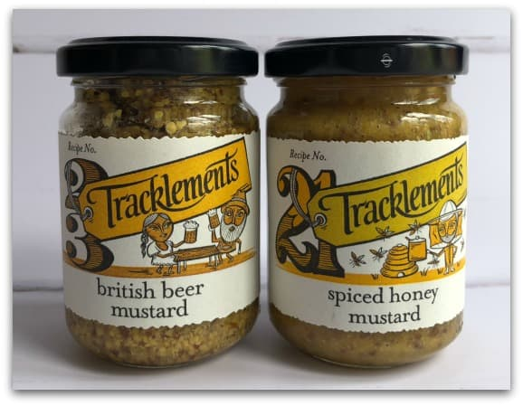 Creating Tastier Picnics with Tracklements - British Beer Mustard and Spiced Honey Mustard