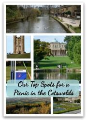 Our Top Spots for a Picnic in the Cotswolds