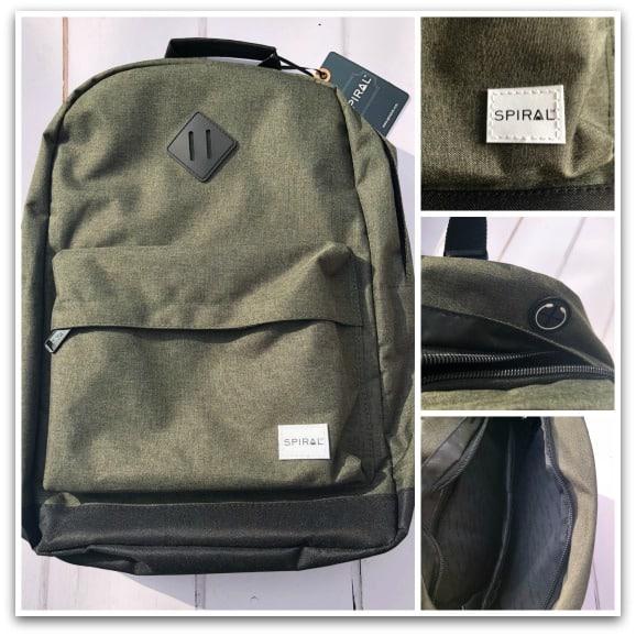Spiral SP Classic Olive OG Backpack