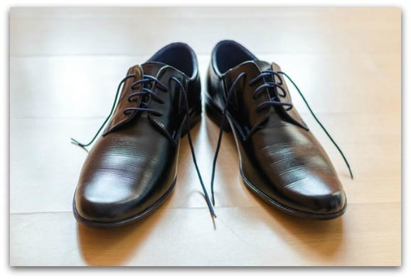 School shoes, contact lenses and a day of lost sanity