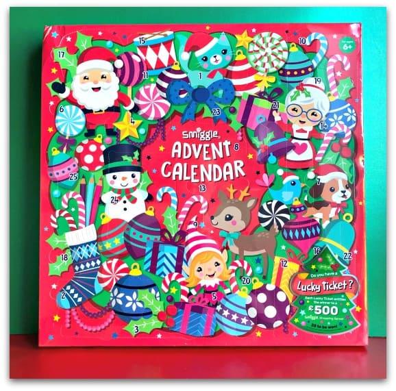 A Sneak Peek Inside the Smiggle 2018 Advent Calendar
