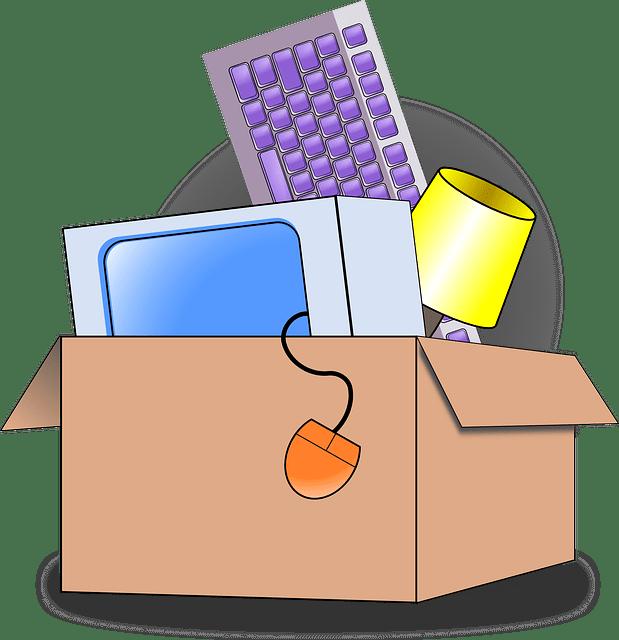 Veszélyes-e dobozba pakolni?