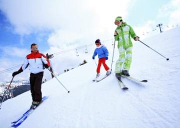 Snow Skiing Stretching Exercises