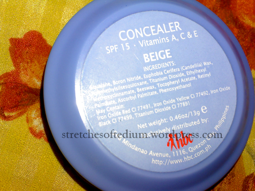 Two of San San's Best: Foundation and Concealer (4/5)