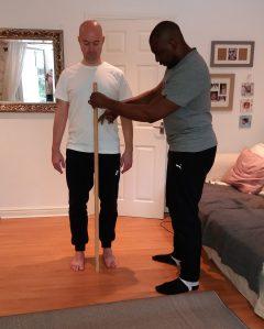 Sport Massage Therapy gait