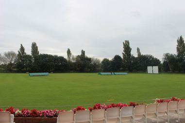 The field and covers