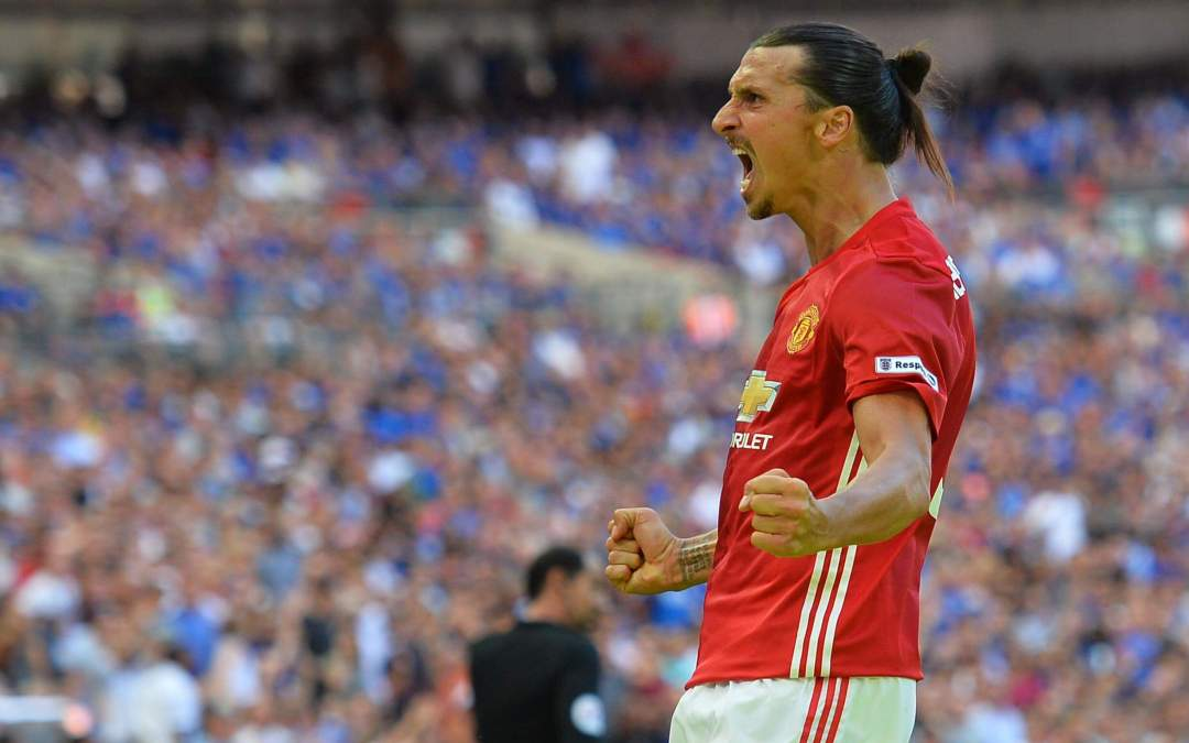 Rowlesy's Ramblings- Zlatan the new driving force as United lay down marker