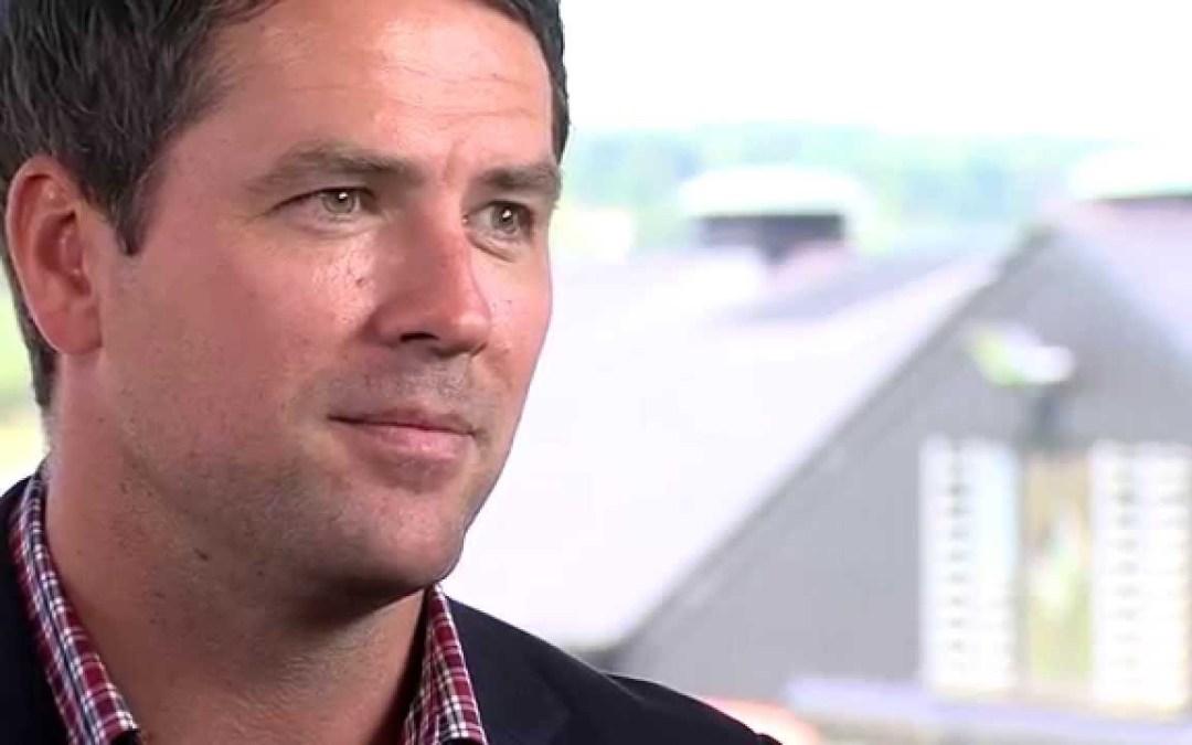 Michael Owen channels his inner Joseph Heller at Wayne Rooney's expense