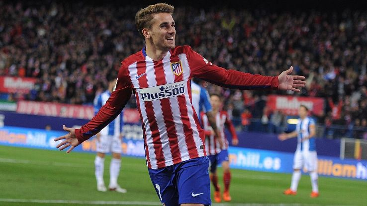 Report: Manchester United all out for Griezmann