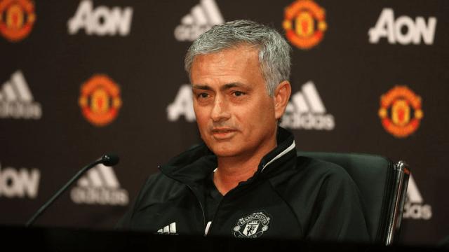 Jose Mourinho's big weekend