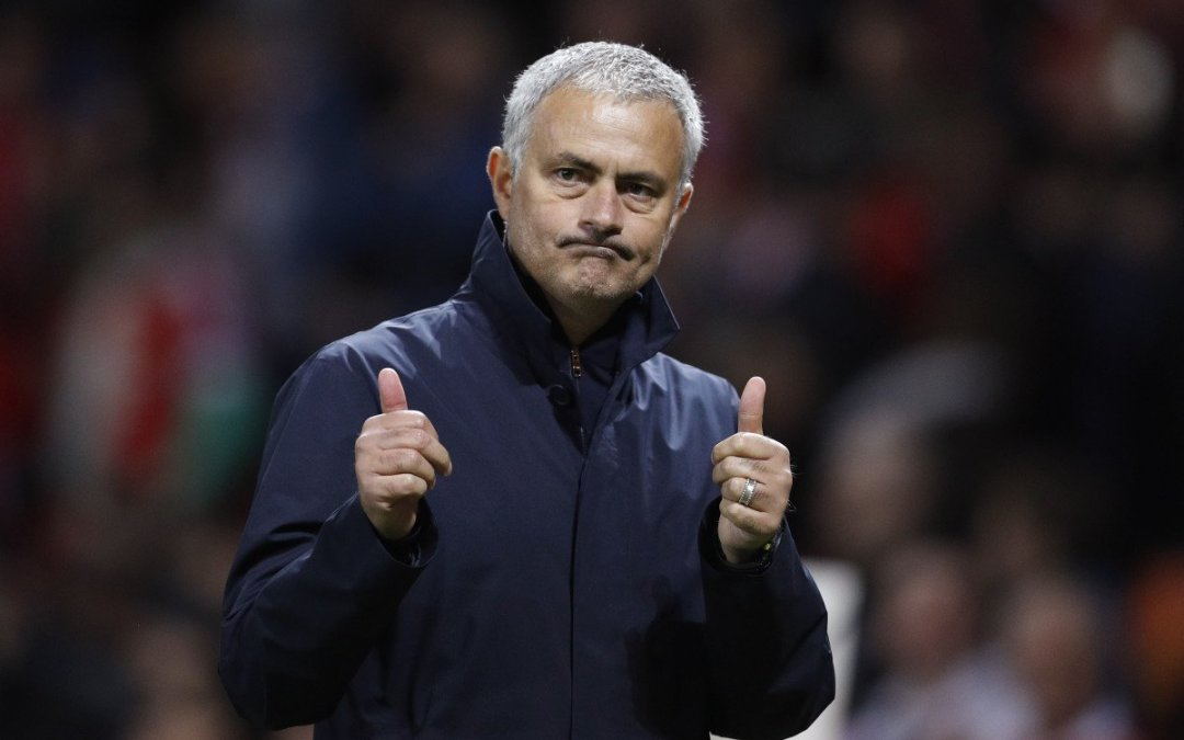 What a difference a year makes: Mourinho's United are taking shape