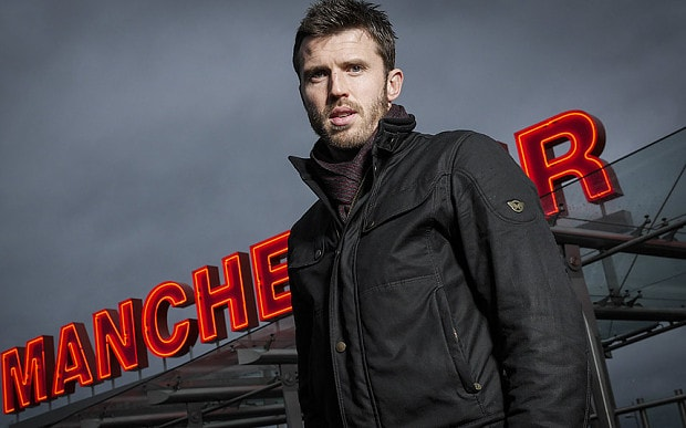 A leading Carrick-ter at the Theatre of Dreams