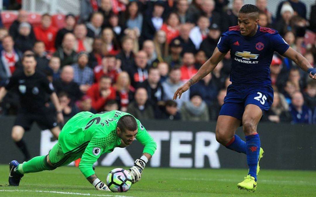 From makeshift to benchmark – Antonio Valencia's transformation has been sensational.
