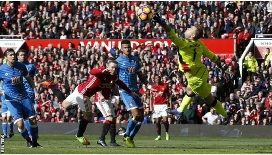 United and Bournemouth engage in villainy; Artur Boruc the latest among goalkeeping heroes