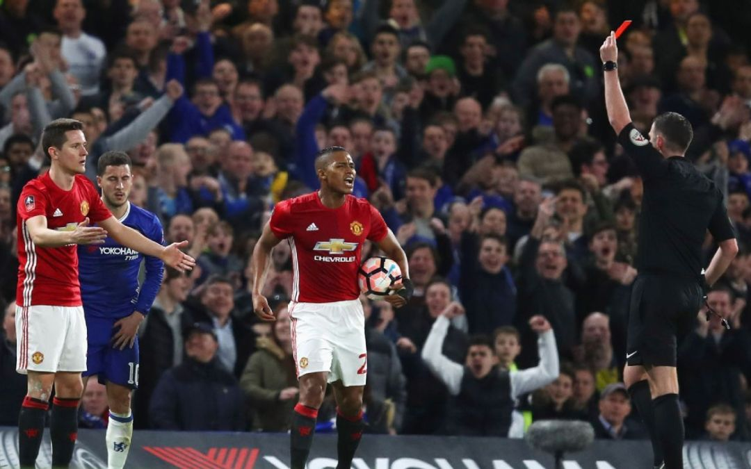 Man United must blame FA Cup demise on its own lack of situational awareness, not Michael Oliver