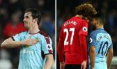 Marouane Fellaini and Joey Barton have received rough justice from the FA just a day apart.