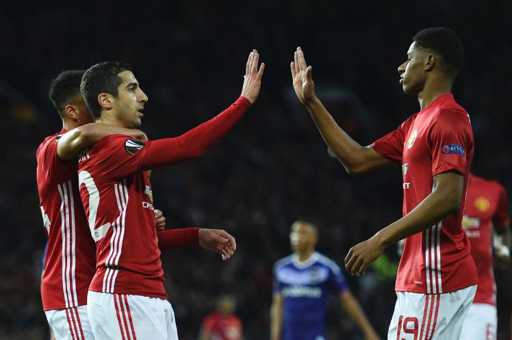 If nothing else, this season has been about passing the torch to Man United's young players.