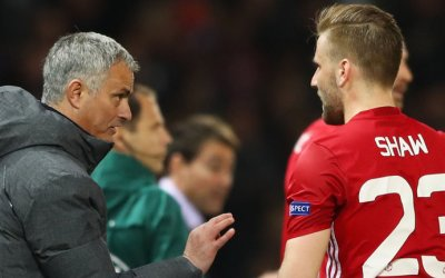 Talk of Luke Shaw's new deal is just reward for winning over his biggest doubter