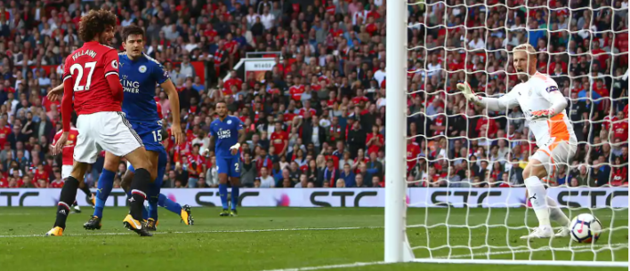 Manchester United scored only two goals against Leicester City at Old Trafford on Match Day Three. Should supporters be concerned or are we just spoiled?