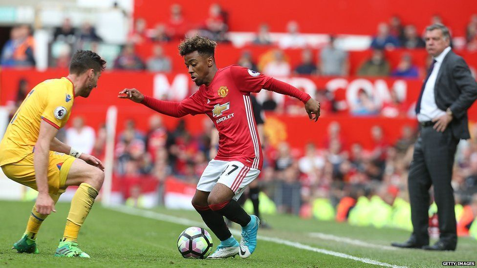 The future is bright with Manchester United starlet Angel Gomes