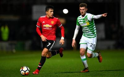 Player Ratings: Alexis Sanchez shines on debut vs Yeovil Town