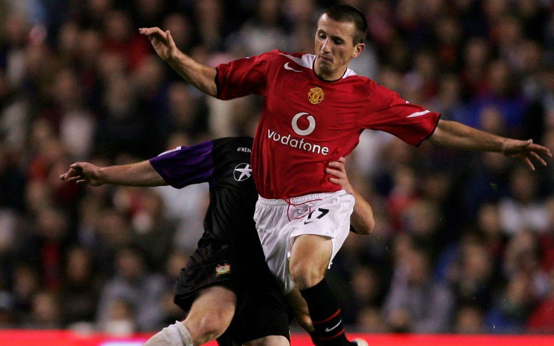 Former Manchester United midfielder Liam Miller has died aged 36