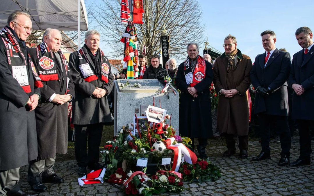 Alex Irwin: Diary from Manchesterplatz, remembering the victims of the Munich Air Disaster