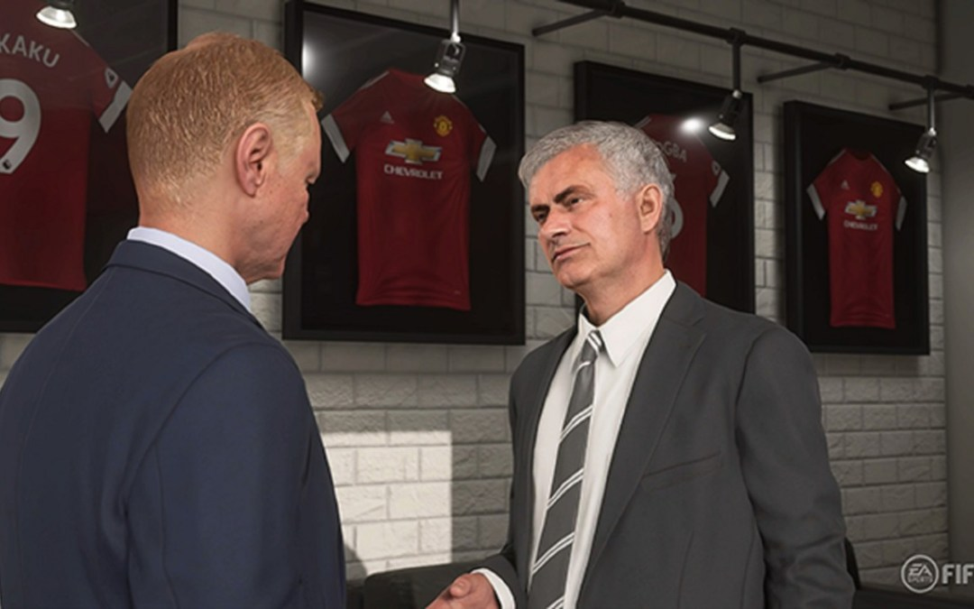 How video games are José Mourinho's secret enemy