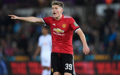 McTominay wants Manchester United to attack Tottenham in the FA Cup semi-final