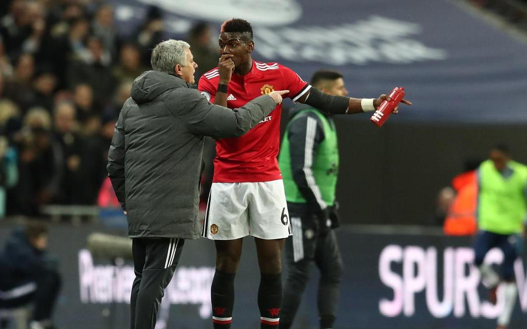 Paul Pogba finally comments on his relationship with Jose Mourinho