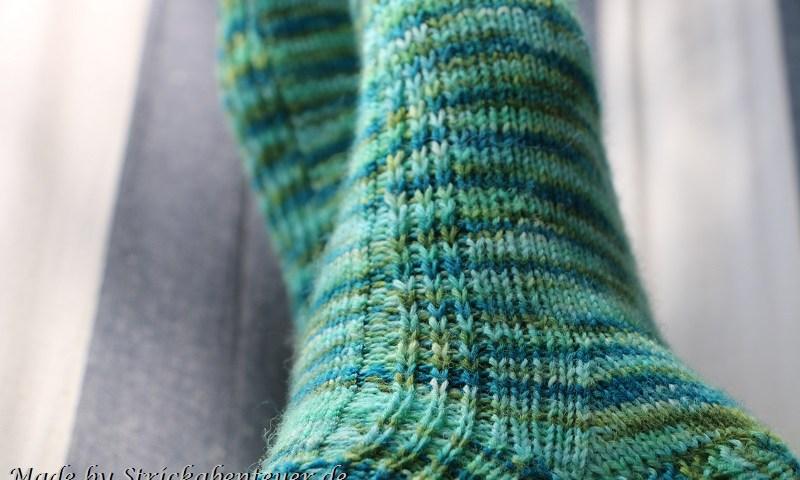 Socken stricken strickabenteuer