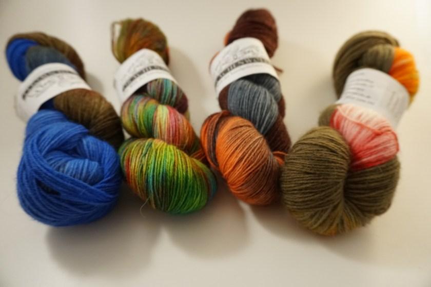 Wolle von Drachenwolle