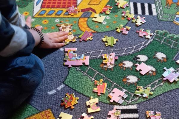 Puzzle-Spaß