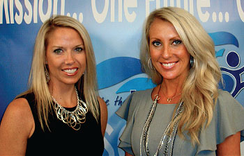Caitlin Eisenmenger And Jill Burdine Join Paychex Strictly Business Omaha